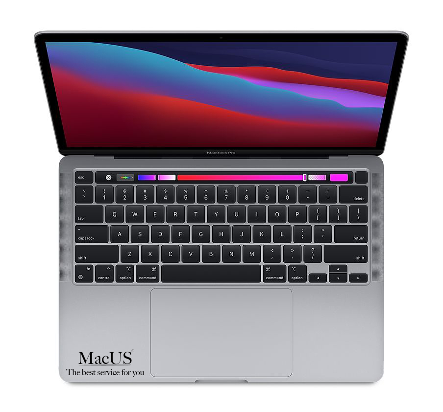 MacBook Pro M1 2020 MYD82 13-inch Space Gray 8GB / 256GB / GPU 8-core