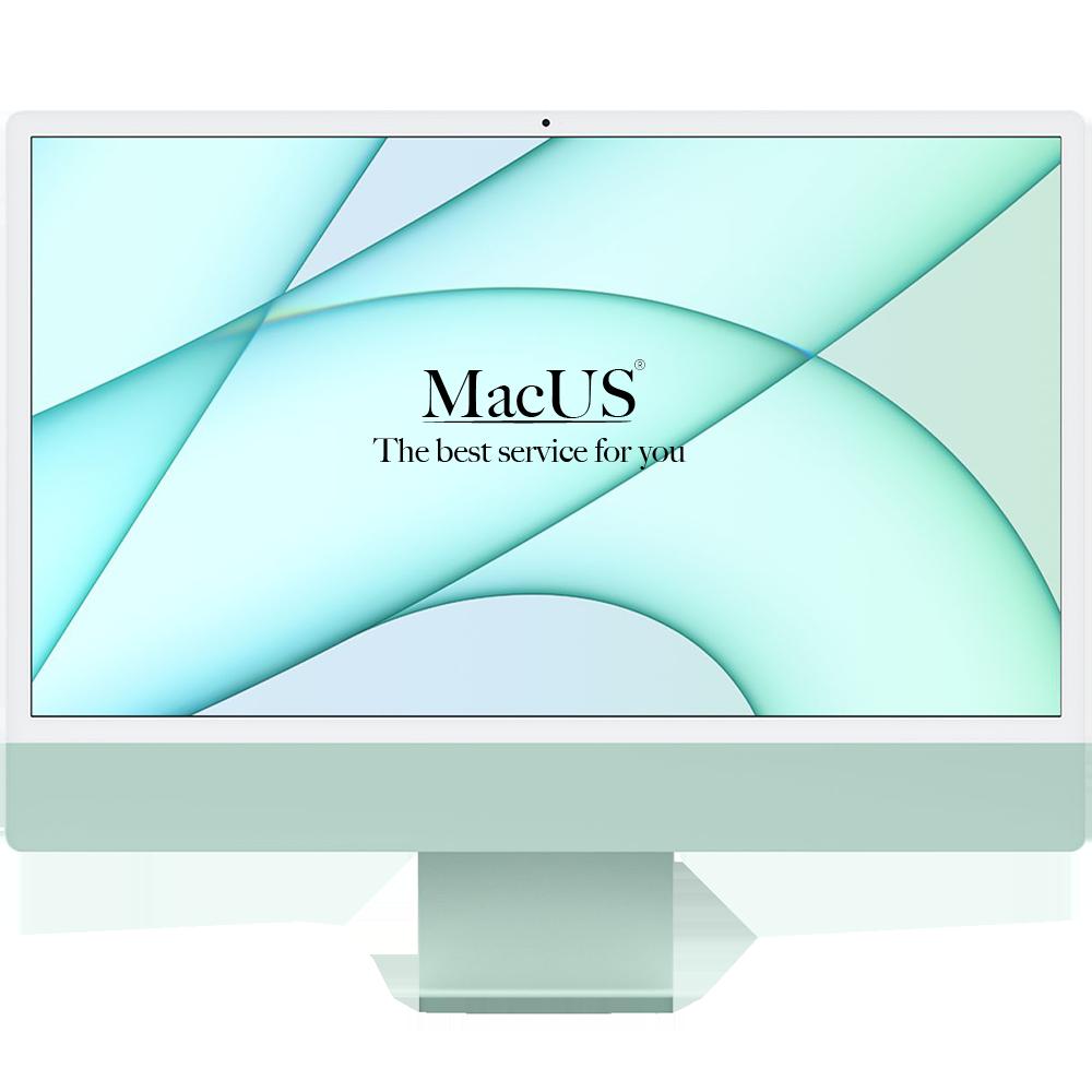 iMac 24-inch Green 2021 M1 / 8GB / 256GB / GPU 7-core / Retina 4.5K (MJV83)